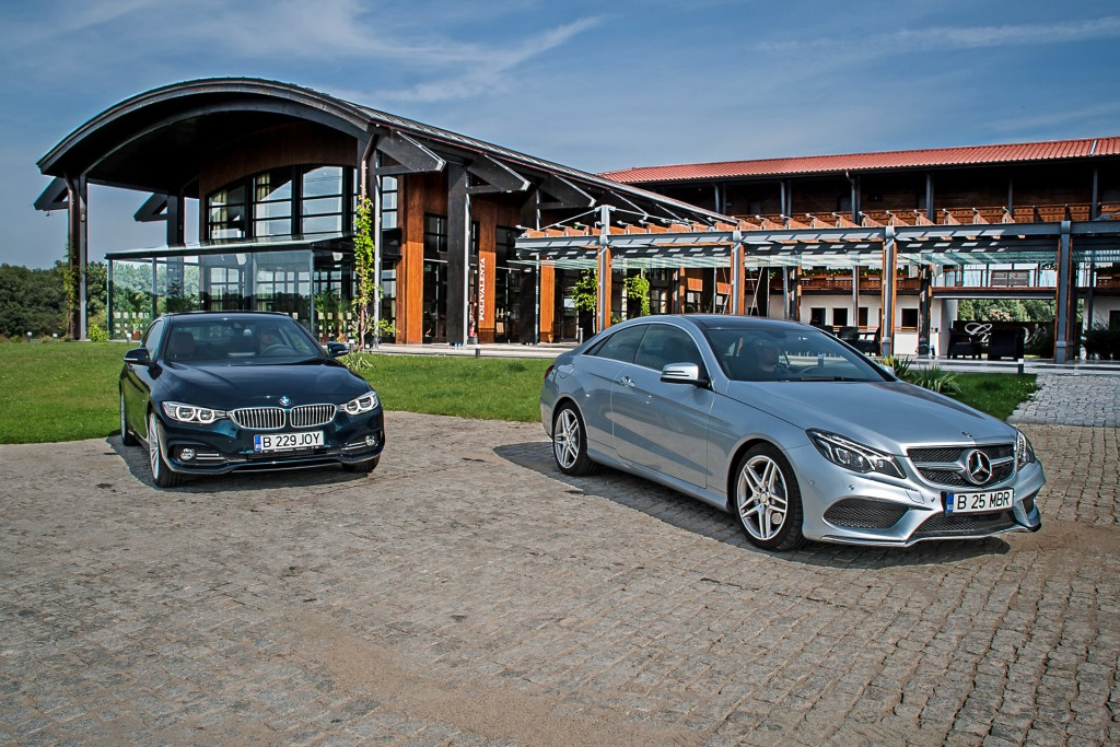 BMW_420d_Mercedes_E350_BlueTEC  (1)