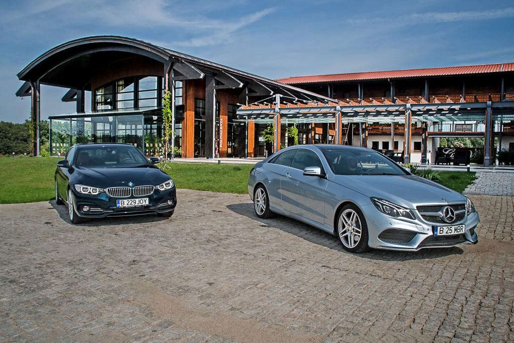 BMW_420d_Mercedes_E350_BlueTEC  (1)